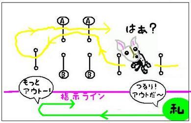 アウトの練習1.JPG